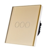 کلید لمسی 3 پل طلایی wifi